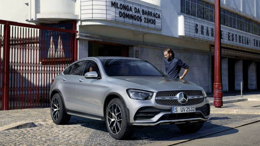 GLC Coupé Plug-in Hybrid