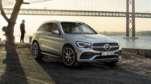 GLC SUV Plug-in Hybrid