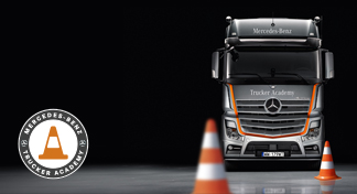 Mercedes-Benz Trucker Academy.