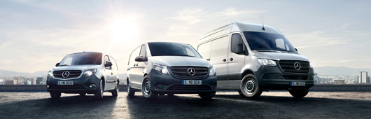 Salon Online Mercedes-Benz Vans